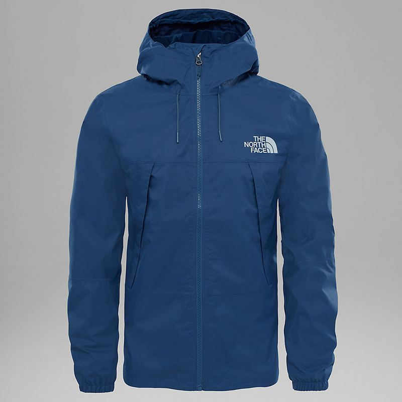 Giacche Impermeabili The North Face 1990 Mountain Q 7011QRN Uomo - Blu