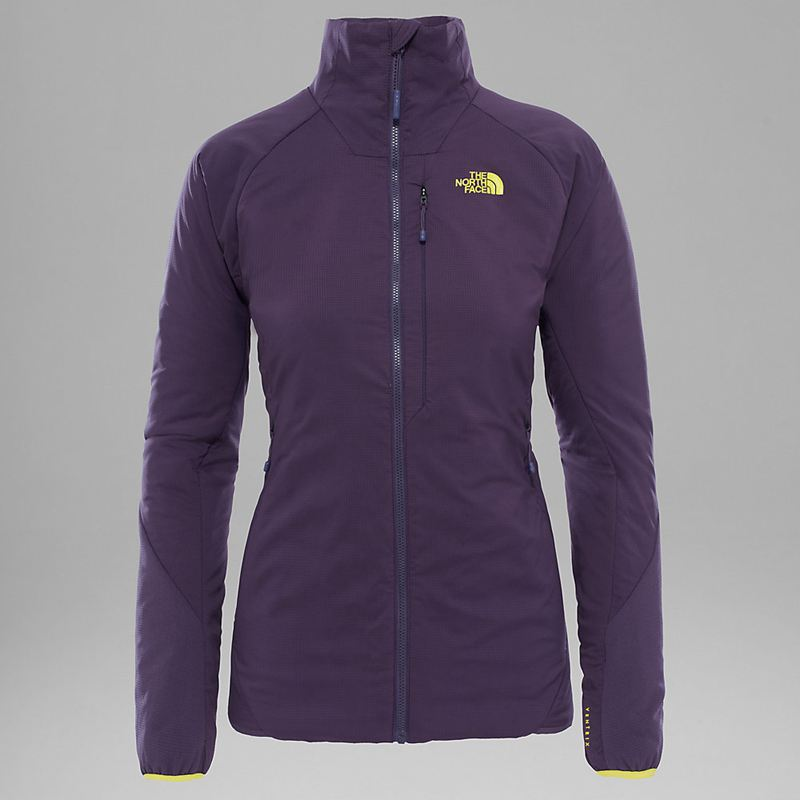 Giacche Isolanti The North Face Ventrix 8952QBB Donna - Viola