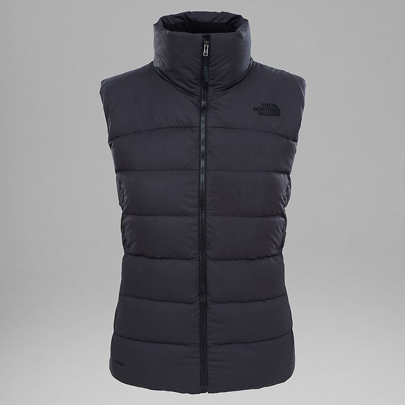 Gilet The North Face Nuptse 8014AEJ Donna - Nere