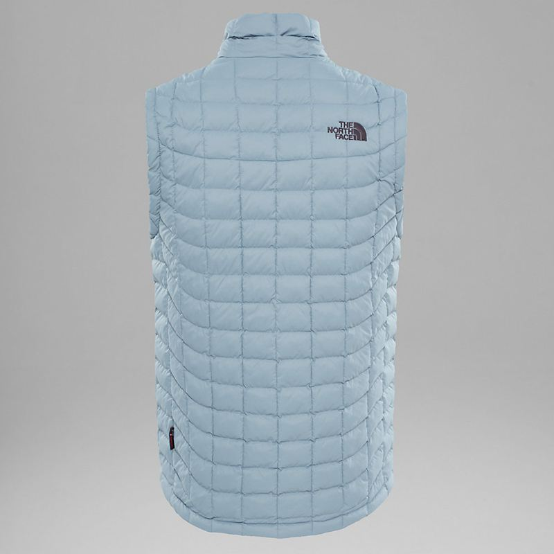 Gilet The North Face Thermoball 2041LAI Uomo - Grigio