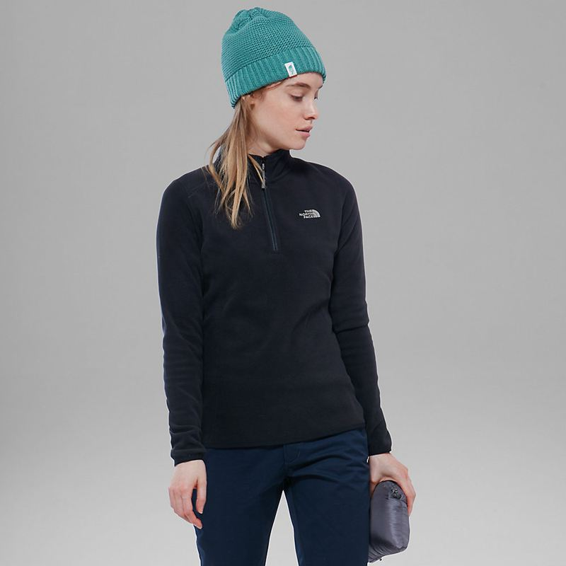 Pullover The North Face 100 Glacier 8978MLY Donna - Nere