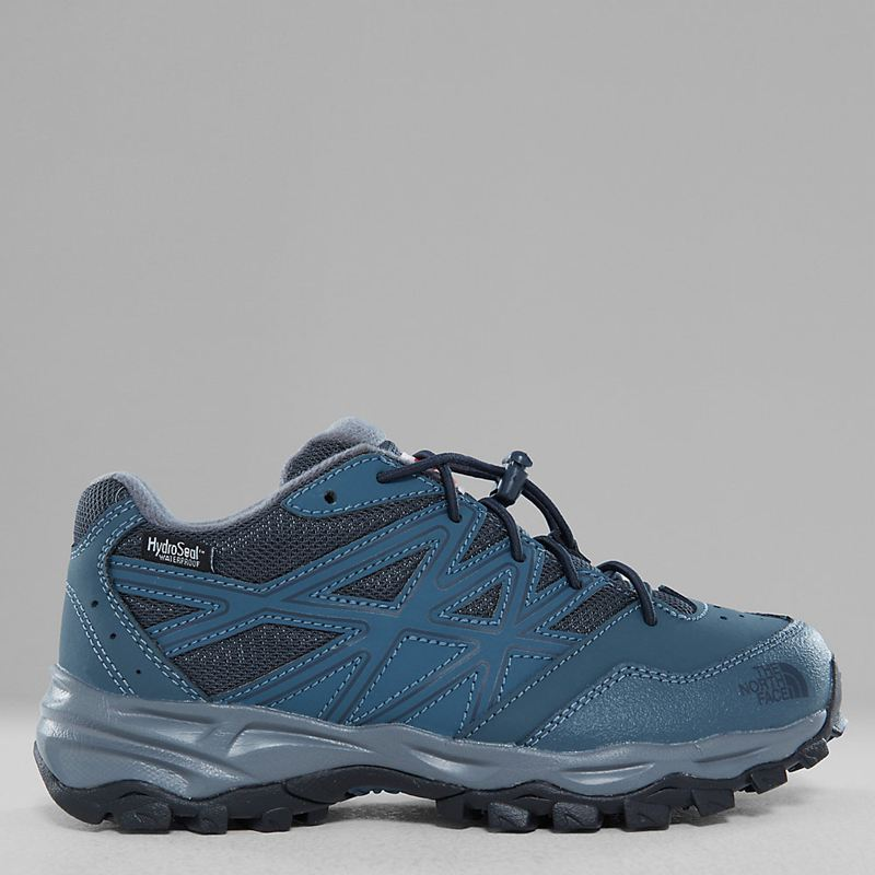 Scarpe Da Ginnastica The North Face Junior Hedgehog Hiker Impermeabile 2809QZS Ragazze - Blu Scuro/Marina Militare
