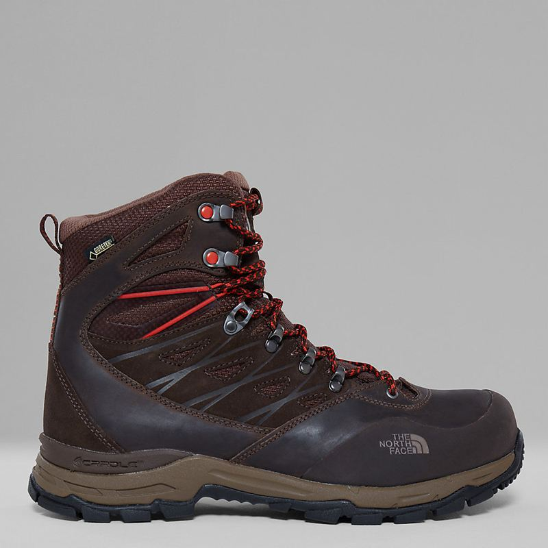 Scarpe Da Trekking The North Face Hedgehog Trek Gore-Tex 3767WRO Uomo - Marrone/Arancia